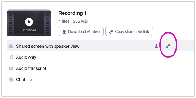 View How To Download Zoom Video Recording From Shared Link Images